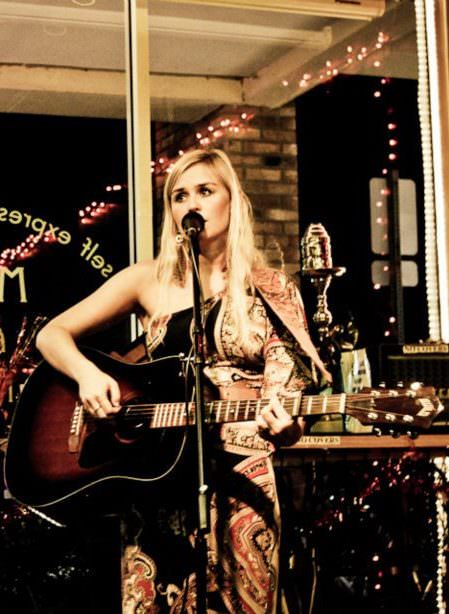 Sofia Talvik live in Florida and online
