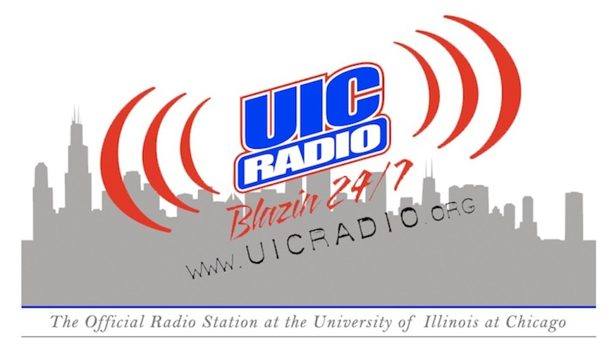 Sofia Talvik live on UIC Radio