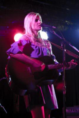 Sofia Talvik live at First Avenue, Minneapolis, MN
