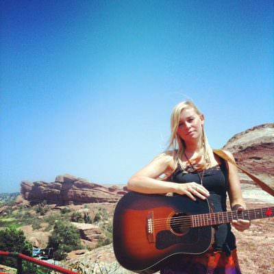 Sofia Talvik at Red Rock Theatre, Colorado