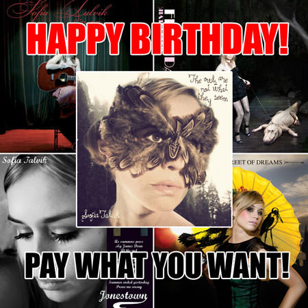 Happy Birthday - Get all my albums here!