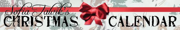 Sofia Talvik X-mas Calendar 2012