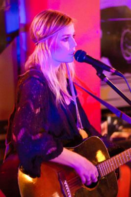 Sofia Talvik will be playing live at the House of Sweden in DC