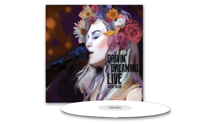 Drivin' & Dreaming - LIVE CD