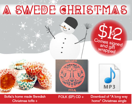A Swede Christmas - gift pack