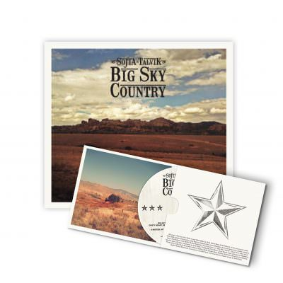 Sofia Talvik - Big Sky Country