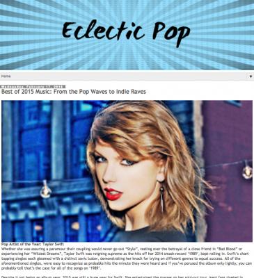 Eclectic Pop