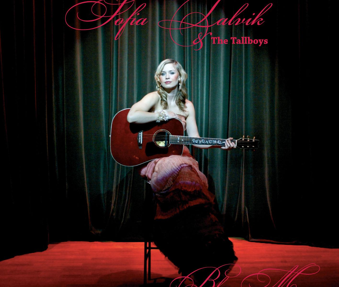 Sofia Talvik - Blue Moon - Cover