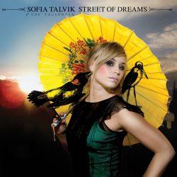 Sofia Talvik - Street Of Dreams - Cover